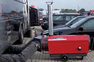 Thermobile ITA для автостоянки