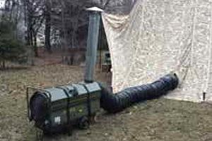 Thermobile ITA для полевого лагеря